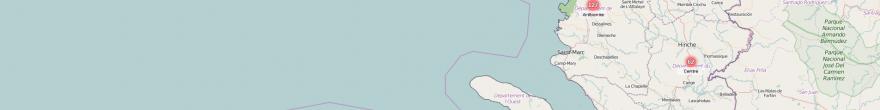 Haiti Map Preview